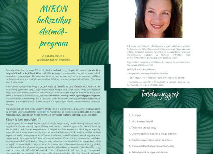 Miron program